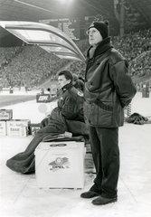 Franz Beckenbauer  neuer Trainer beim FC Bayern Muenchen  1994