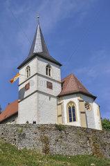 St. Anna-Kapelle in Mulfingen-Ailringen