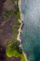 Westkueste von Big Island  Hawai