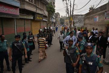 BANGLADESH-DHAKA-GRENADE BLASTS-VERDICT