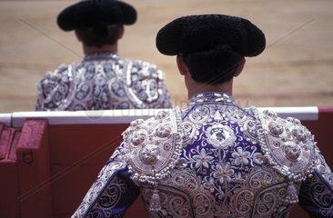 Spain  Navarra  Pamplona  Fiesta Bullfight