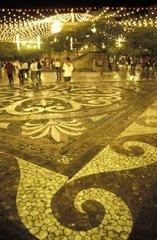 Spain  Navarra  Pamplona  Fiesta Plaza Castillo