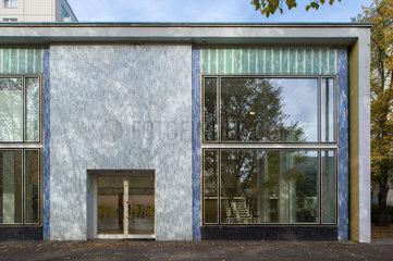Der Pavillon Kunst im Heim Karl-Marx-Allee 45  jetzt Galerie Capitain Petzel
