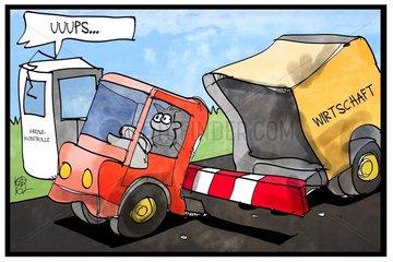 Wirtschaftliche Grenzen