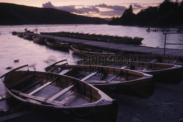 UK  England  Lake DistrictWindermere Lake