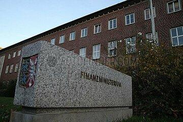 Finanzministerium von Schleswig-Holstein in Kiel
