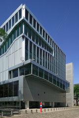 Berlin  Deutschland  Neubau der Koeniglich Niederlaendischen Botschaft