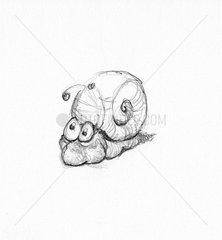 Kleine Schnecke