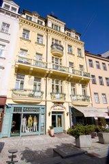 Hotel in Karlsbad