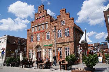 Luebeck  Deutschland  Restaurant -Zur alten Vogtei- in Travemuende