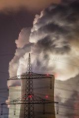 Kraftwerk Neurath in Grevenbroich