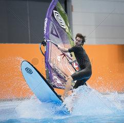 Duesseldorf  Nordrhein-Westfalen  Deutschland - Wassersportmesse BOOT