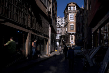 Istanbul  gentrification