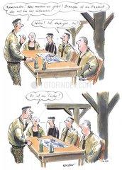 Kammeradschaftsabend Nazitreffen