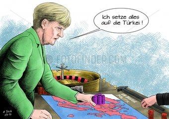 EU-Gipfel mit der Tuerkei