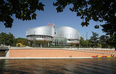 Strasbourg  der Europaeische Gerichtshof fuer Menschenrechte