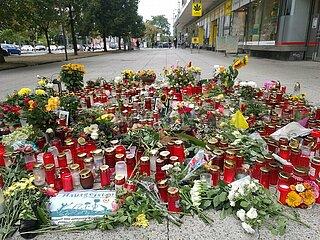 Tatort in Chemnitz