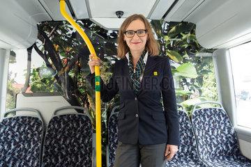 Berlin  Deutschland  Sigrid Nikutta  BVG-Vorstandsvorsitzende