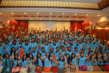 BANGLADESH-DHAKA-YUNNAN-YOUTH-CAMP
