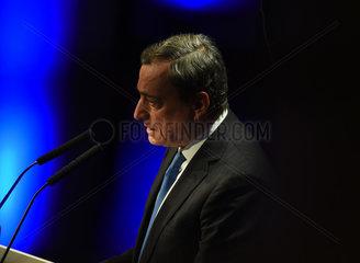 GERMANY-FRANKFURT-EUROPEAN BANKING CONGRESS-ECB-PRESIDENT