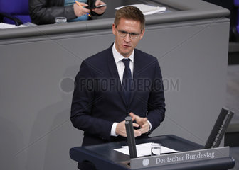 Bundestag vom 11. Oktober 2018