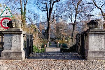 Berlin  Deutschland  Schustehruspark