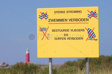 De Cocksdorp  Niederlande  Windmuehle Het Noorden