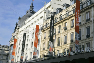 FRANCE - PARIS - BBHV LE MARAIS STORE