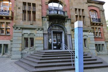 Deutschland  Nordrhein-Westfalen- Binnenschifffahrtsmuseum in Duisburg Ruhrort