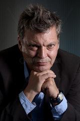 Berlin  Deutschland  Ben Gibson  Filmproduzent  dffb-Direktor