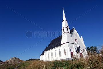 Kings Cove  Kanada  Katholische Kirche von Kings Cove