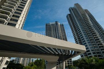 Singapur  Republik Singapur  D'Leedon Wohnanlage
