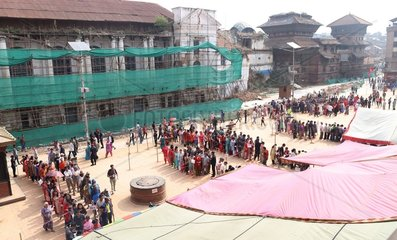 NEPAL-KATHMANDU-LOCAL ELECTIONS