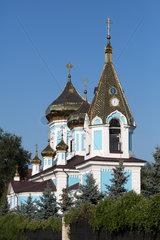 Chisinau  Moldau  Kloster Ciuflea
