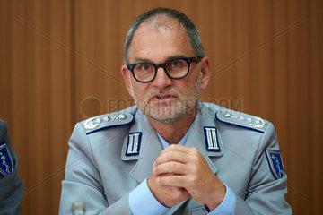 Berlin  Deutschland  Prof. Benedikt Friemert  Aerztlicher Direktor des Bundeswehrkrankenhauses Ulm