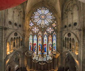 FRANCE - BOURGES CATHEDRAL