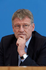 Berlin  Deutschland  Joerg Meuthen  AfD-Bundesvorsitzender