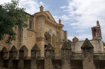 Santo Domingo  Dominikanische Republik  die Kathedrale