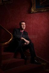 Berlin  Deutschland  Andrej Hermlin  Pianist und Bandleader