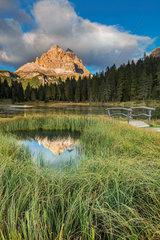 ITALY - VENETO - DOLOMITES MOUNTAINS