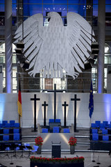 Memorial Day in Berlin