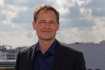 Berlin  Deutschland  Michael Mueller  SPD  Berliner Senator fuer Stadtentwicklung und Umwelt