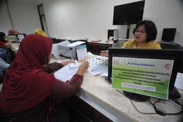 INDONESIA-JAKARTA-RANSOMWARE CYBERATTACK-HOSPITAL
