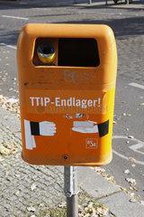 TTIP - Endlager