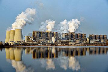 Braunkohlekraftwerk Jaenschwalde
