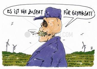 Glyphosat EU