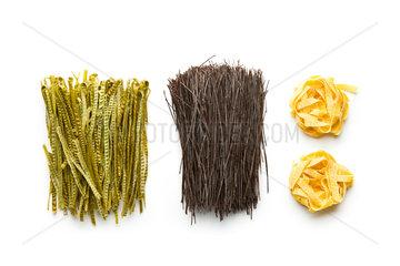 Gluten Free  high fibre pasta.