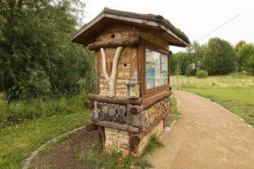 Deutschland  Rheinland-Pfalz  Mainz  Naturerlebnisgarten Lindenmuehle