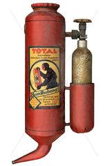 Total Feuerloescher  1930