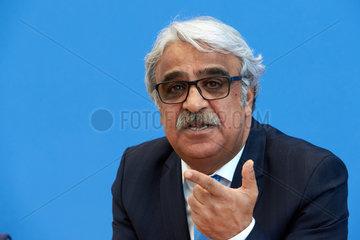 Berlin  Deutschland  Mithat Sancar  Parlamentsmitglied fuer HDP